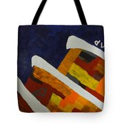 Horse Mountains Tote Bag