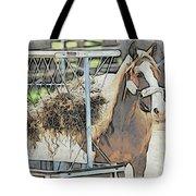 Horse N Hay Tote Bag
