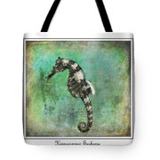 Horse Of The Sea Tote Bag