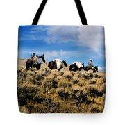 Horse Pack   #003 Tote Bag