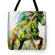 Horse Painting.26 Tote Bag