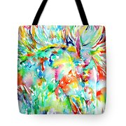 Horse Painting.29 Tote Bag