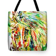 Horse Painting.31 Tote Bag
