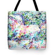 Horse Painting.32 Tote Bag