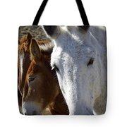Horses And Mules   #0757 Tote Bag