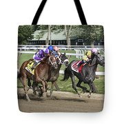 Horses Can Fly Tote Bag