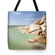 Horseshoe Bay South Australia Tote Bag