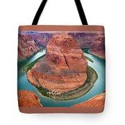 Horseshoe Bend Arizona Tote Bag