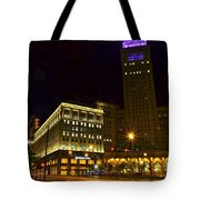 Horseshoe Casino Cleveland Tote Bag