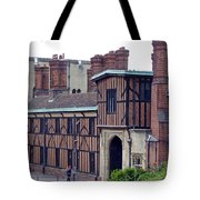 Horseshoe Cloisters Windsor Tote Bag