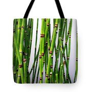 Horsetail Tote Bag