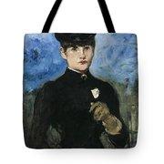 Horsewoman Tote Bag