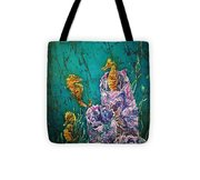 Horsin Around Tote Bag