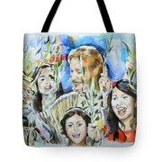 Hosanna Rome Tote Bag