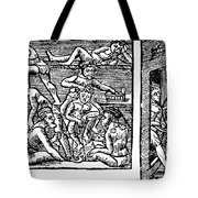 Hospice, 16th Century Tote Bag