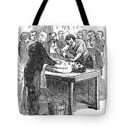 Hospital: Dissection Tote Bag