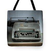 Hospital Writer  Tote Bag