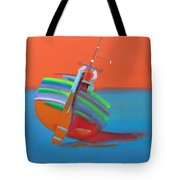 Hot Afternoon Tote Bag
