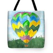 Hot Air Balloon 01 Tote Bag