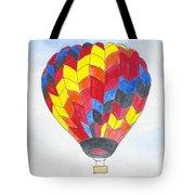 Hot Air Balloon 05 Tote Bag
