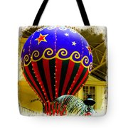 Hot Air Balloon Tote Bag