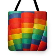 Hot Air Balloon Painterly Tote Bag
