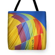 Hot Air Ballooning 2am-110966 Tote Bag