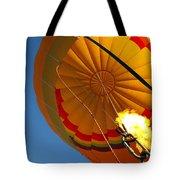 Hot Air Ballooning 2am-29241 Tote Bag