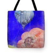 Hot Air Balloons Photo Art 03 Tote Bag