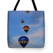 Hot Air Tote Bag