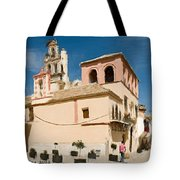 Hot And Sunny Afternoon In Ecija Tote Bag