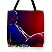 Hot Babe Tote Bag