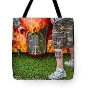 Hot Car Tote Bag