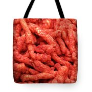 Hot Chips - Fire - Spicy - Snack  Tote Bag