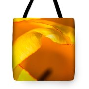 Hot Edges Tote Bag