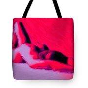 Hot Girl Tote Bag