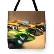 Hot Line Up Tote Bag