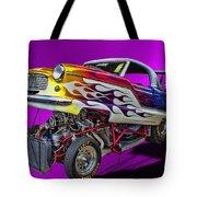 Hot Little Nash Tote Bag