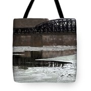 Hot Metal Bridge Tote Bag