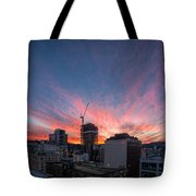 Hot Property Tote Bag