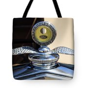 Hot Rod Car Instrument Detail Tote Bag