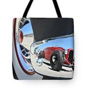 Hot Rod Reflecton  Tote Bag