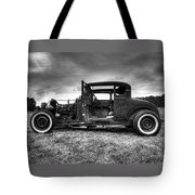 Hot Rod Revisited Tote Bag