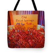 Hot Springs Tote Bag