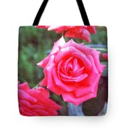 Hot Summer Bouquet Tote Bag
