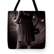 Hot Summer Night Tote Bag by Bob Orsillo