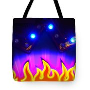 Hot Times On Earth With Ufo's Tote Bag