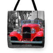 Hot V8 Tote Bag