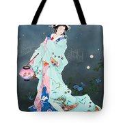 Hotarubi Tote Bag