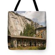 Hotel Ahwahnee Tote Bag